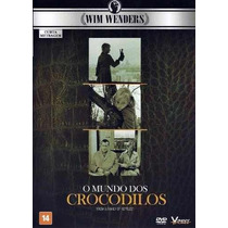 Dvd O Mundo Dos Crocodilos Wim Wenders