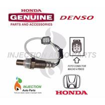 Sonda Lambda Honda Civic 1993 Até 2000 Nova Original Denso