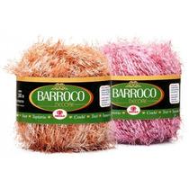 Barbante Barroco Decore 180m Círculo Crochet Tricot