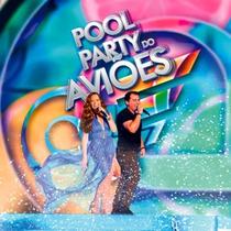 Aviões Do Forró - Pool Party Do Aviões - Ao Vivo - Cd