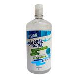 Álcool Gel 1 Litro - Antisséptico - 70ºinpm - Antisséptico