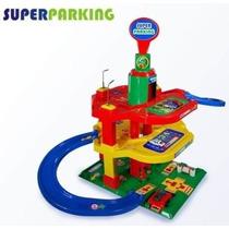 Posto Garagem Lava Rapido Estacionamento Super Parking