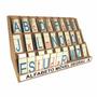 Alfabeto Degrau Forma - Didático, Pedagógico, Escolar,c/nf