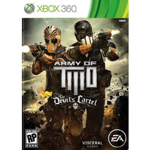 Army Of Two The Devil´s Cartel Xbox 360