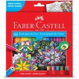 Lápis De Cor Faber-castell  C/60 Cores - Super Promoção!!!!!
