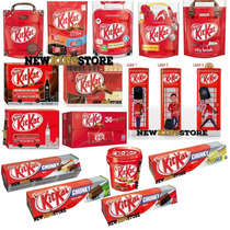 Kit Cesta Chocolate Kit Kat Presente Dia Dos Namorados