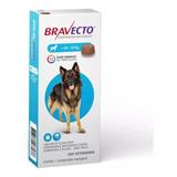 Antipulgas Bravecto Para Cães De 20 A 40 Kg - Validade 2021