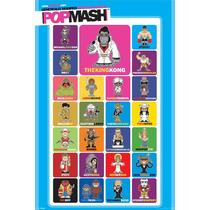 Pop Mash Poster - Personagens De Banda Desenhada Maxi 61cmx