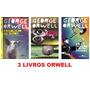 Livros George Orwell 1984, Revolução Dos Bichos, Fascismo