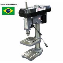 Furadeira Bancada Industrial 19mm 1/2hp Monof Bivolt Motomil