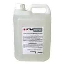 Liquido Para Maquinas De Fumaça - Ion Pro Fog - 5 Litros