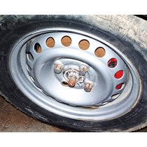 Roda De Ferro Original Monza Tubarão Kadett Aro 13