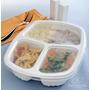 Embalagem Pote Para Freezer E Microondas Galvanotek G330