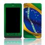 Capa Adesivo Skin628 Motorola Milestone 3 Xt860 + Kit Tela