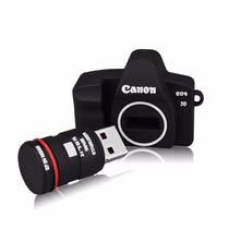 Pendrive Camera Fotográfica 4gb Personalizado Canon
