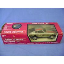 Carro Datsun Z Amico - Na Caixa Com Manual - Controle Remoto