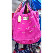 Bolsa Hollister Feminina Mala Sacola Azul +cores Original Et