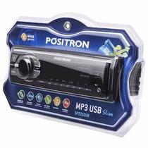 Auto Rádio Positron Sp2210ub Usb Micro Sd P2
