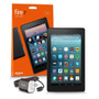 Tablet Amazon Fire Hd7 8gb 7 Alexa   Wi fi Preto