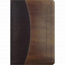 Bíblia De Estudo Anotada Expandida Luxo