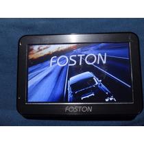 Gps Foston 4.3 Polegadas Com Defeito(ler Descrição)fs-470dc