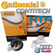 Kit Correia Dentada + Tensores Audi A3 Golf 1.8 20v Turbo