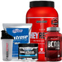 Combo- Whey Reforce + Bcaa 2400 + Creatina + Dextrose + Copo
