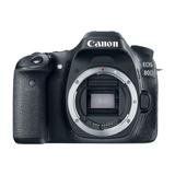 Câmera Canon Eos 80d Corpo + Bolsa + Tripé + 32gb C/10 Em Sp