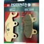 Pastilha Cb 300 Dianteira S/ Abs Alta Perform Potenza 165 Gt