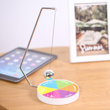 Magnetic Deco Ball Swing Pêndulo Office Desk Deco