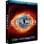 Blu-ray Cosmos A Space Time Odyssey 4 Discos - Leg Português