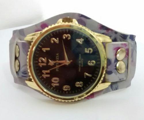 c2d5cc0e581 Relógio Feminino Moderno Potenzia Chic