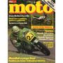 Quatro Rodas Moto N°8 Honda Xr 200 250 Gamma Yamaha Rd-z 125
