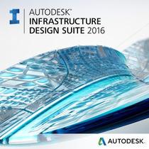 Autdesk Infrastructure Design Suite Ultimate 2016