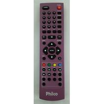 Controle Remoto Tv Rosa Lcd Philco Ph32d Ph28s63d Original
