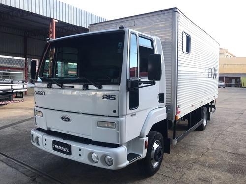 Caminhao Ford Cargo 815 Bau A Venda Em Todo O Brasil Busca Acelerada