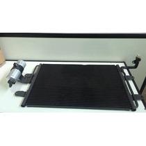 Condensador Golf / Bora/ Polo / Audi A3 - C/ Filtro Secador
