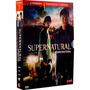 Box Dvd Supernatural - Sobrenatural - 1ª Temporada - 6 Disco