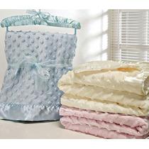 Cobertor Manta P/ Bebê 1,50x1,00 Gigante Blanket Sweet Baby