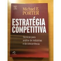 Livro Estrategia Competitiva - Porter, Michael