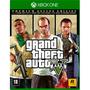 Jogo Grand Theft Auto V - Premium Online Edition - Xbox One