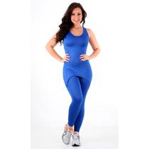 Macacão Saia Fitness Suplex Academia Feminino Melhor Preço