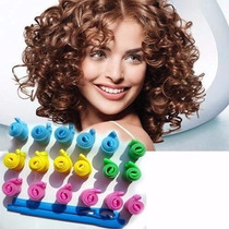 Super Magic Roller Curl Formes Formadores Cachos