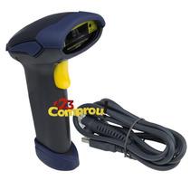 Leitor Código De Barras Laser Cabo Usb 30cm - Pronta Entrega