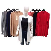f6049ad03 Blusa-de-frio-feminina-casaco-cardigan-sueter-la-tricot à venda em ...