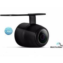 Mini Câmera De Ré Automotiva Au012 Multilaser + Nf + Frete