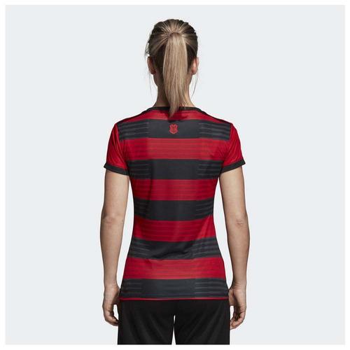 53df27401d Camisa Flamengo Feminina Jogo 1 adidas 2018. Preço  R  229 9 Veja  MercadoLibre
