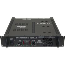 Amplificador De Potência Ciclotron Vpower 9000/4 2.250 Watts