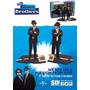 The Blues Brothers Os Irmaos Cara-de-pau Sd-toys Bonecos