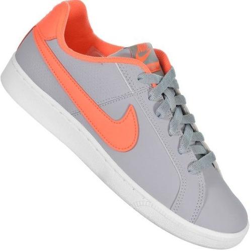 Tênis Nike Court Royale Feminino Original - Frete Grátis. R  279.9 5c56fa4f1e4a2